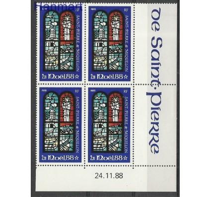 Znaczek Saint-Pierre i Miquelon 1988 Mi 568 Czyste **