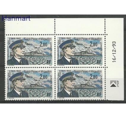 Znaczek Saint-Pierre i Miquelon 1994 Mi 670 Czyste **