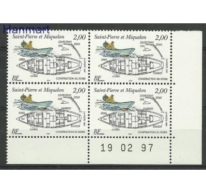 Znaczek Saint-Pierre i Miquelon 1997 Mi 724 Czyste **
