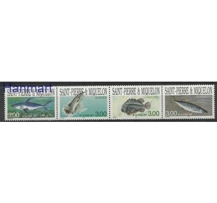 Znaczek Saint-Pierre i Miquelon 1997 Mi 728-731 Czyste **