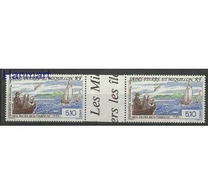 Znaczek Saint-Pierre i Miquelon 1993 Mi 657 Czyste **
