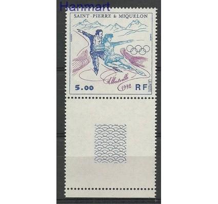 Znaczek Saint-Pierre i Miquelon 1992 Mi zf 634 Czyste **