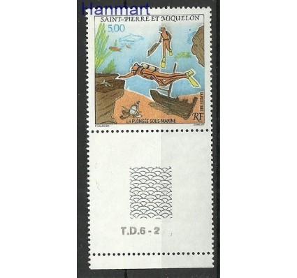 Znaczek Saint-Pierre i Miquelon 1993 Mi zf 650 Czyste **