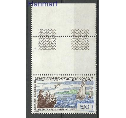 Znaczek Saint-Pierre i Miquelon 1993 Mi zf 657 Czyste **