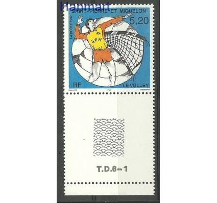 Znaczek Saint-Pierre i Miquelon 1997 Mi zf 725 Czyste **