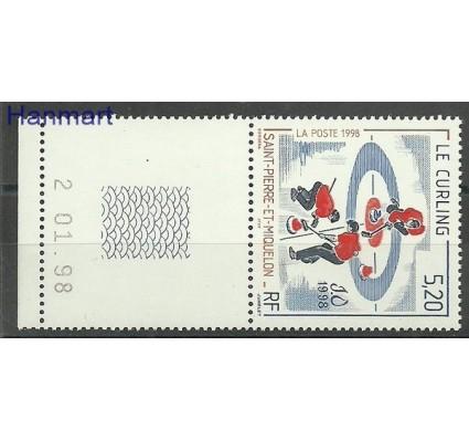 Znaczek Saint-Pierre i Miquelon 1998 Mi zf 752 Czyste **