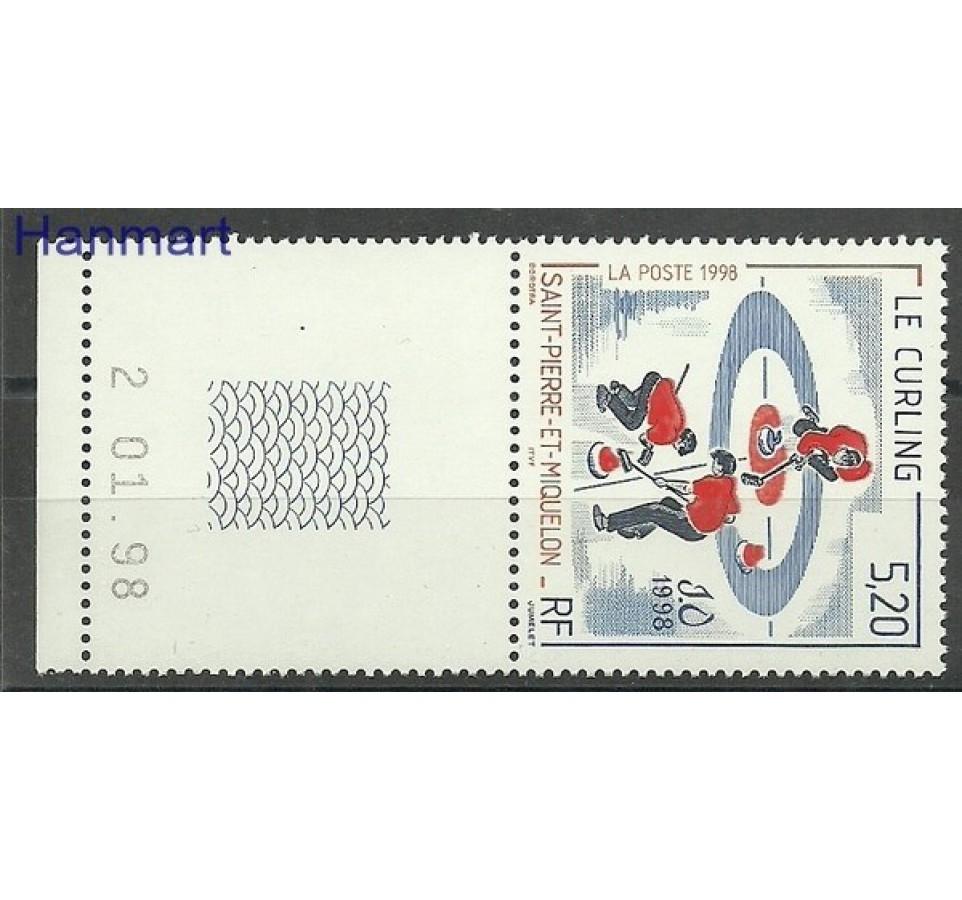 Saint-Pierre i Miquelon 1998 Mi zf 752 Czyste **