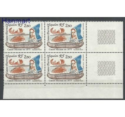 Znaczek Saint-Pierre i Miquelon 1990 Mi zf 601 Czyste **