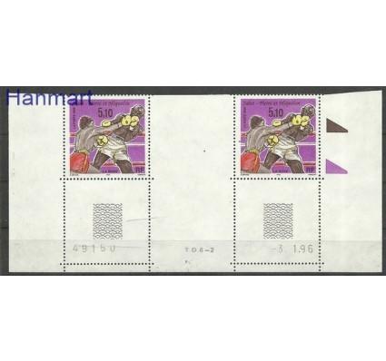 Znaczek Saint-Pierre i Miquelon 1996 Mi zf 704 Czyste **