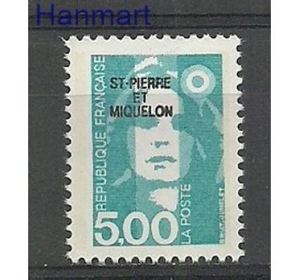 Znaczek Saint-Pierre i Miquelon 1990 Mi 599 Czyste **