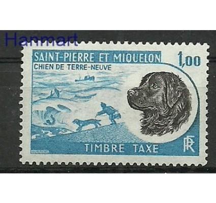 Znaczek Saint-Pierre i Miquelon 1973 Mi por 81 Czyste **