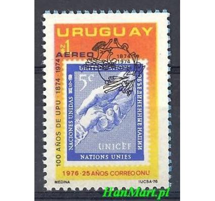 Znaczek Urugwaj 1976 Mi 1408 Czyste **