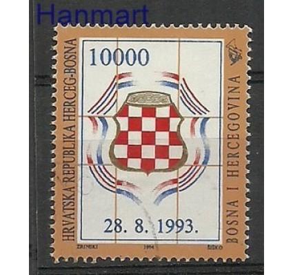 Znaczek Mostar 1994 Mi 12 Stemplowane