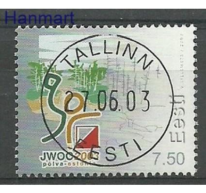 Znaczek Estonia 2003 Mi 465 Stemplowane