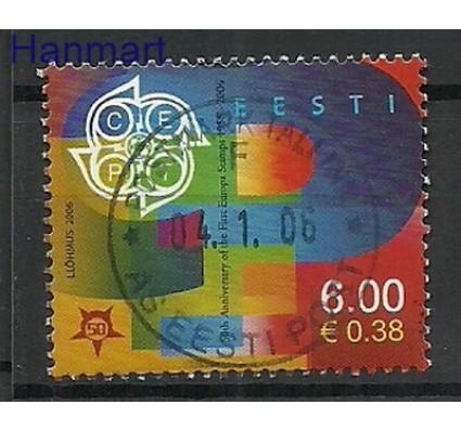 Znaczek Estonia 2006 Mi 537 Stemplowane