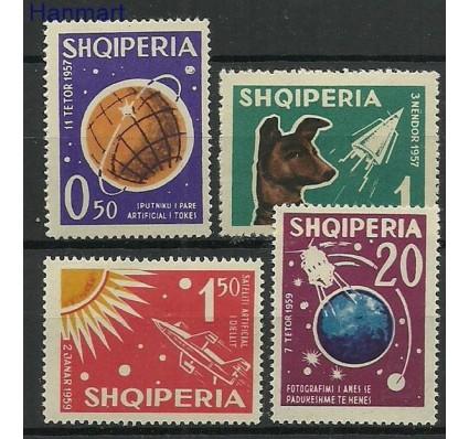 Znaczek Albania 1962 Mi 663-666 Czyste **
