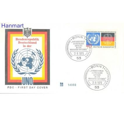 Znaczek Niemcy 1973 Mi 781 FDC