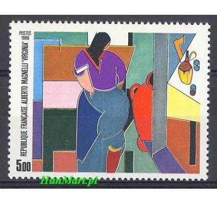 Znaczek Francja 1986 Mi 2553 Czyste **