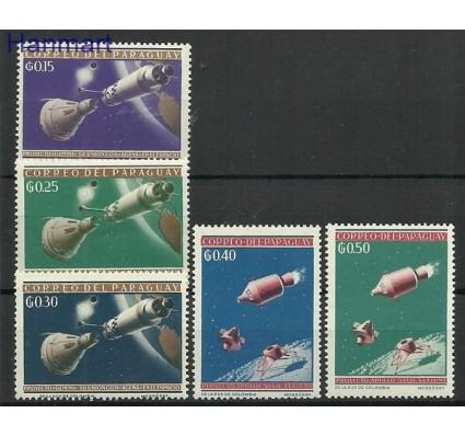 Znaczek Paragwaj 1964 Mi 1295-1299 Czyste **
