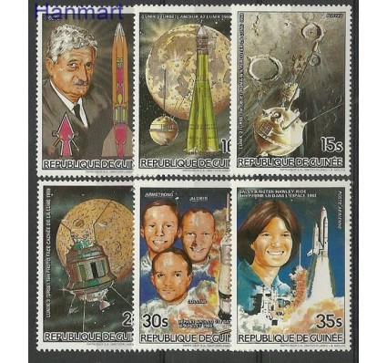 Znaczek Gwinea 1985 Mi 1026-1031 Czyste **