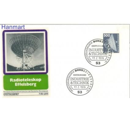 Znaczek Niemcy 1975 FDC