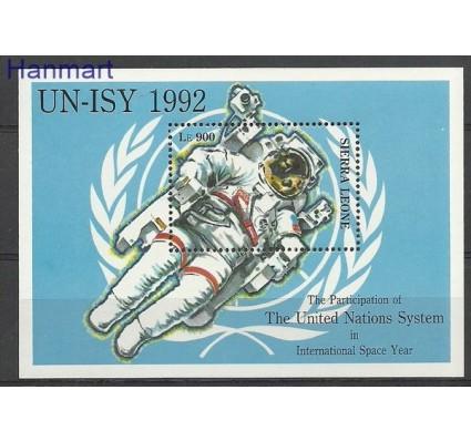 Znaczek Sierra Leone 1993 Mi bl 215 Czyste **