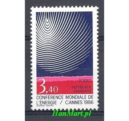 Francja 1986 Mi 2578 Czyste **
