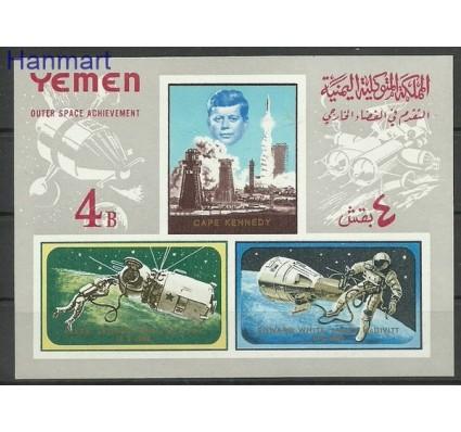 Znaczek Jemen Królestwo 1965 Mi bl 27 Czyste **