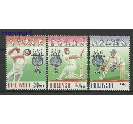Znaczek Malezja 1997 Mi 635-637 Czyste **