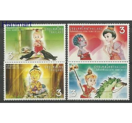 Znaczek Tajlandia 2010 Mi 2860-2863 Czyste **
