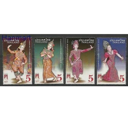 Znaczek Tajlandia 2011 Mi 3108-3111 Czyste **