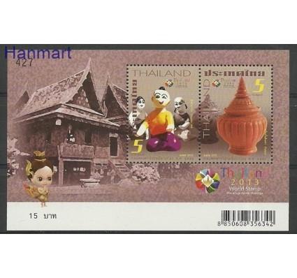 Znaczek Tajlandia 2012 Mi bl 288 Czyste **