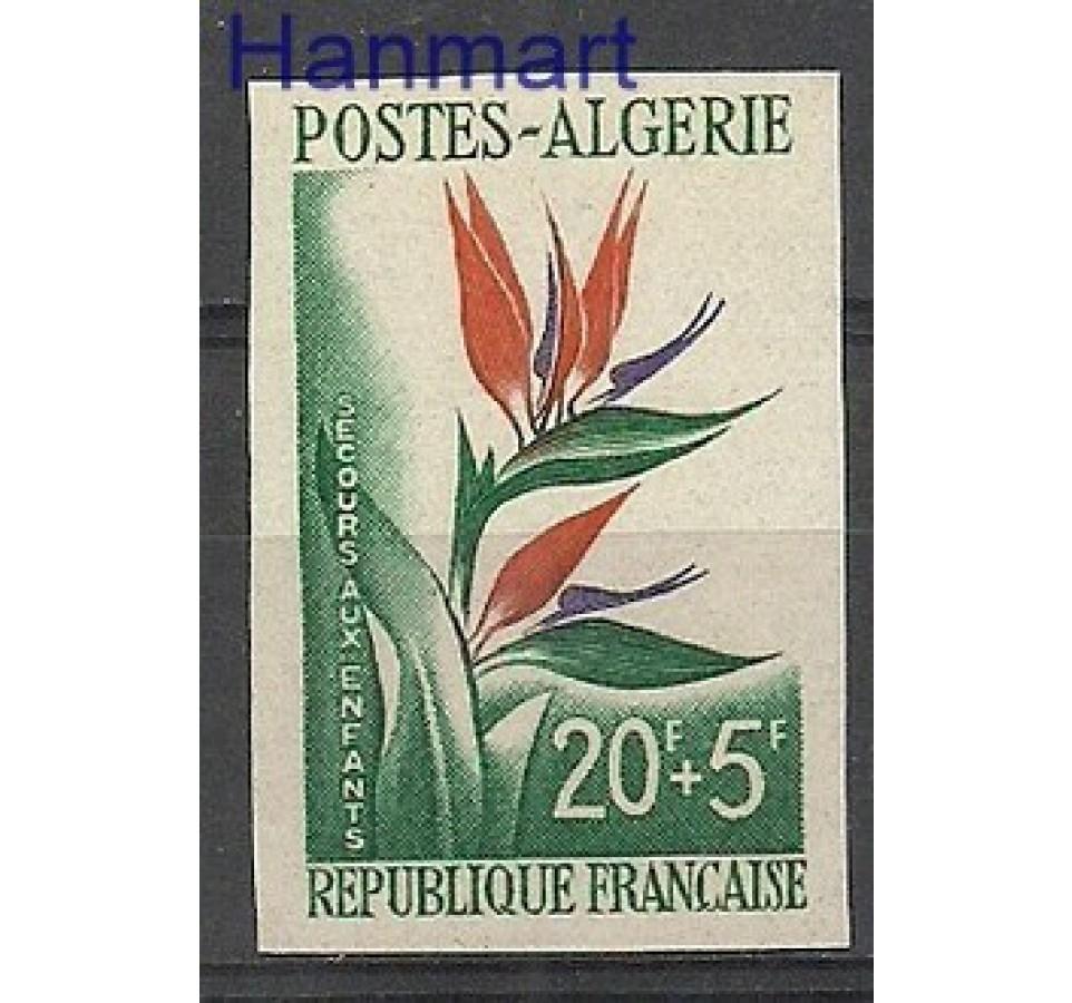 Algieria 1958 Czyste **
