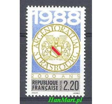 Znaczek Francja 1988 Mi 2688 Czyste **