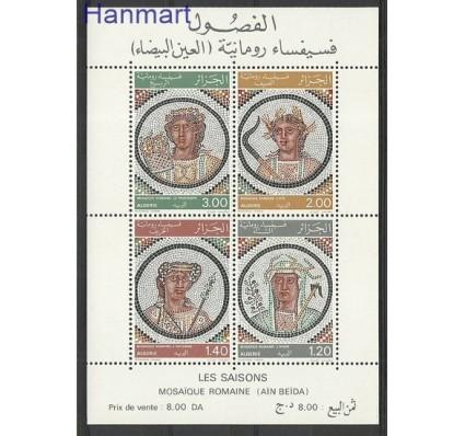 Znaczek Algieria 1977 Mi bl 2 Czyste **