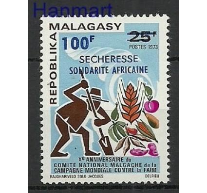 Znaczek Madagaskar 1973 Mi 695 Czyste **