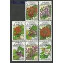 Barbuda 1988 Mi 1104-1111 Czyste **