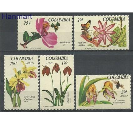 Znaczek Kolumbia 1967 Mi 1098-1102 Czyste **