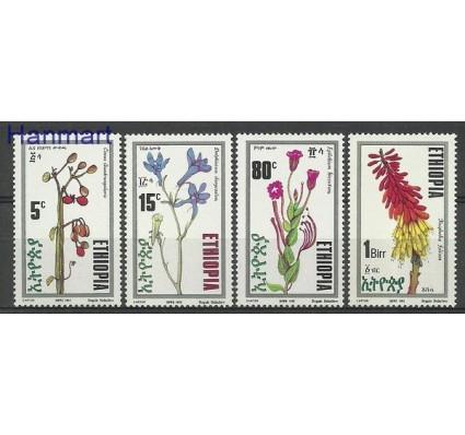 Znaczek Etiopia 1992 Mi 1409-1412 Czyste **