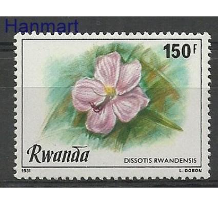 Znaczek Rwanda 1981 Mi 1102 Czyste **