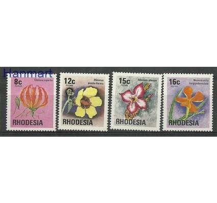Znaczek Rodezja 1976 Mi 175-178 Czyste **
