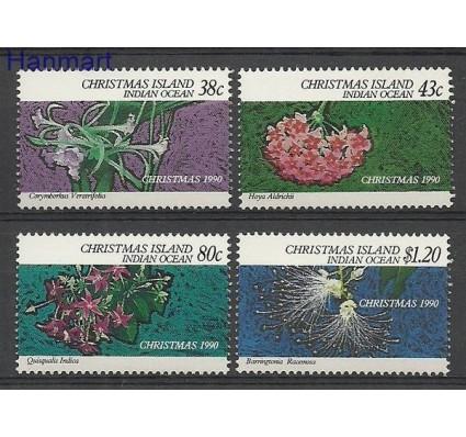 Znaczek Wyspa Bożego Narodzenia 1990 Mi 320-323 Czyste **