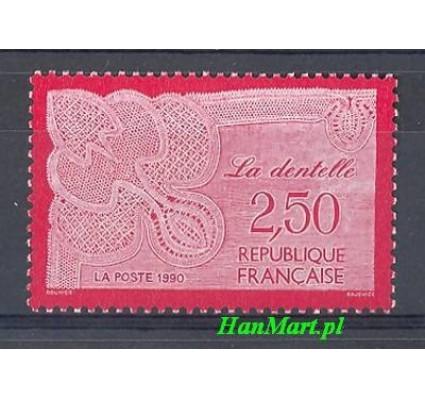 Znaczek Francja 1990 Mi 2756 Czyste **