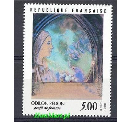 Znaczek Francja 1990 Mi 2761 Czyste **