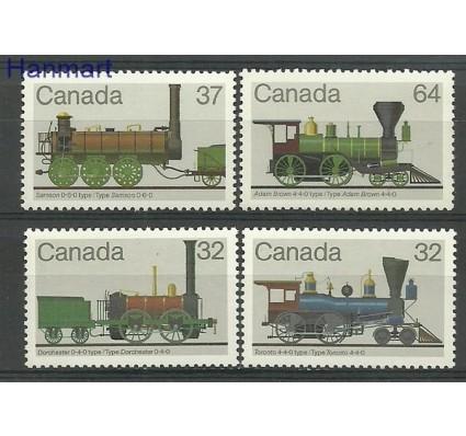 Znaczek Kanada 1983 Mi 893-896 Czyste **