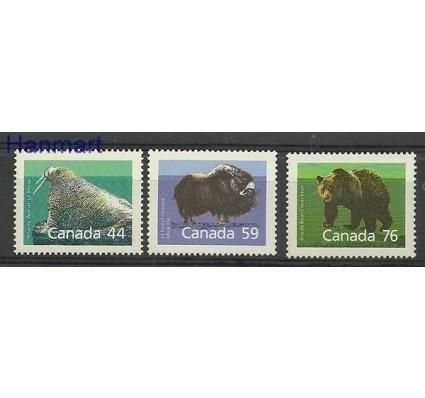 Znaczek Kanada 1989 Mi 1118-1120 Czyste **