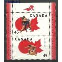 Kanada 1998 Mi 1677-1678 Czyste **