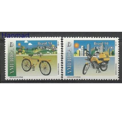 Znaczek Brazylia 1994 Mi 2573-2574 Czyste **