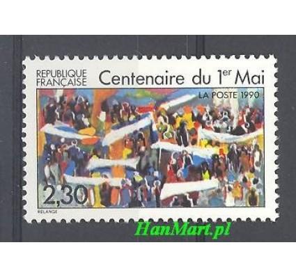 Znaczek Francja 1990 Mi 2772 Czyste **