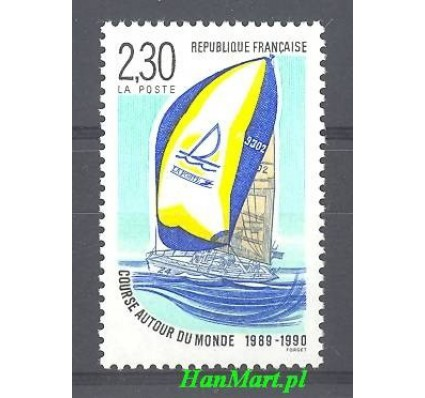 Znaczek Francja 1990 Mi 2780 Czyste **